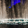 Stock Photo: Musical fountains