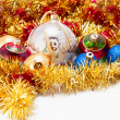 Christmas decorations — Stock Photo #8306648