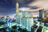 Bangkok night — Stock Photo