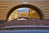 Arches of St. Petersburg. — Stock Photo