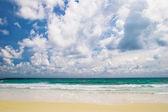 Playa tropical exótica. tailandia — Foto de Stock