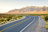 Landscape of Nevada state. USA — Stock Photo
