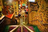 Game halls of New York Hotel & Casino — Stock Photo