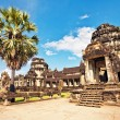 Angkor Wat Temple - Stock Photo