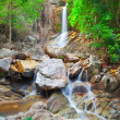 Beautiful cascade waterfall — Stock Photo #8620274
