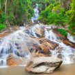 Beautiful cascade waterfall — Stock Photo