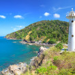Lighthouse and National Park of Koh Lanta — Stock Photo