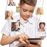 ������, ������: Social Network