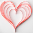 Valentine heart - Stock Photo