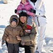 Family in the winter — Stock Photo #8410714