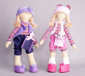Doll toy — Stock Photo