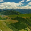 View from Monte Generoso - Stock Photo