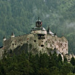 hohenwerfen castle in austria — Stock Photo #9103439