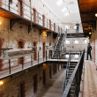 Stock Photo: City Gaol. Cork, Ireland
