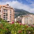 Fontvieille. Monaco — Stock Photo