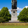 ������, ������: Statue of Carl XIV Norrkoping Sweden