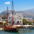 Sissi. Crete — Stock Photo
