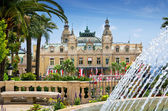 Casino, Monte Carlo, Monaco — Stock Photo