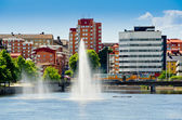 Norrkoping. Sweden — Stock Photo
