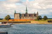 Zamek Kronborg. Dania — Zdjęcie stockowe