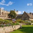 War Memorial Garden. Oxford, England - Stock Photo
