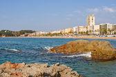 Lloret de mar. Spain — Stock Photo