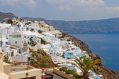 Santorini island. Greece — Stock Photo