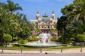 Casino, Monte Carlo, Monaco — Stock Photo