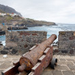 Castillo de San Miguel, Garachico. Tenerife, Spain - Stock Photo