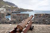 Castillo de San Miguel, Garachico. Tenerife, Spain — Stock Photo