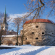 Tallinn - old town. Estonia - Stock Photo