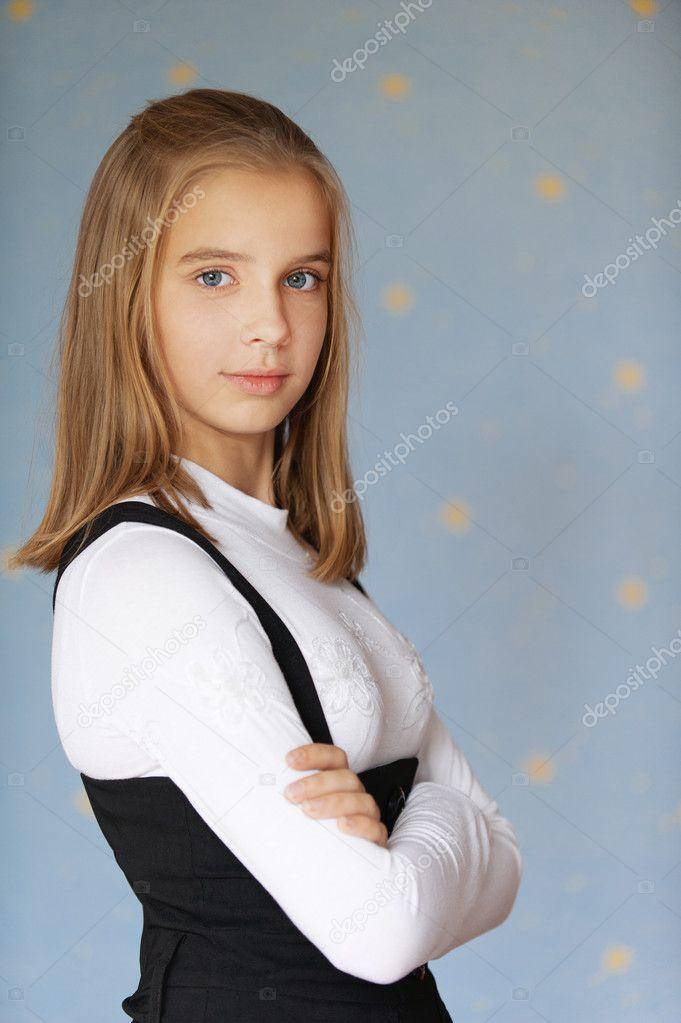 фото подростки девочки красивые