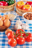 Ingredients for breakfast — Stock Photo