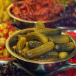 Different pickles — Stock Photo