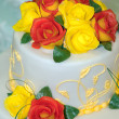 Luxurious large cake - 