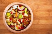 Thai Tom Yam soup — Stock Photo