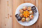Few cakes — Stock Photo