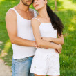 Two beloved — Stock Photo