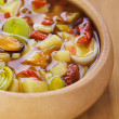 Thai Tom Yam soup — Stock Photo #9794044