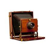 Retro camera — Stock Photo