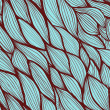Abstract hand-drawn background - Image vectorielle