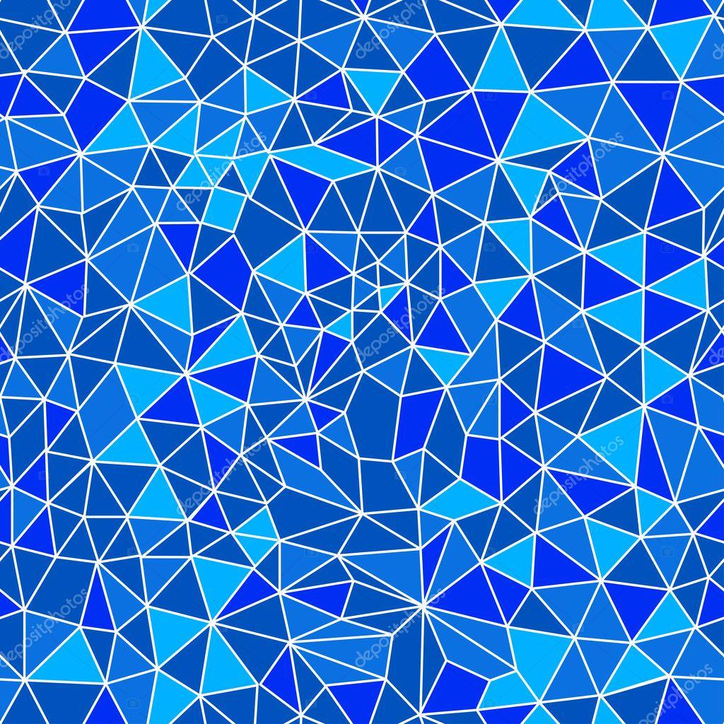 无缝纹理与三角形, 马赛克无尽模式