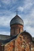 Iglesia de sts. Peter y paul en kozhevniki — Foto de Stock