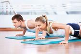 Fitness — Stok fotoğraf