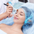 Cosmetic procedures - Foto Stock