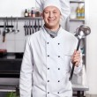 The cooking process — Stock Photo