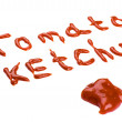Stock Photo: Ketchup