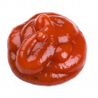 Ketchup isolated — Stock Photo