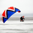 Stock Photo: Kiting