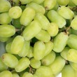 Green grapes — Stock Photo #8964041